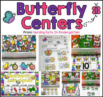 Butterfly Centers