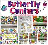 Butterfly Life Cycle Centers