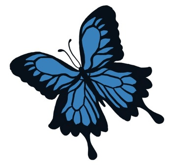 Butterfly Clip Art Sample
