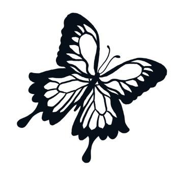Butterfly Clip Art Sample