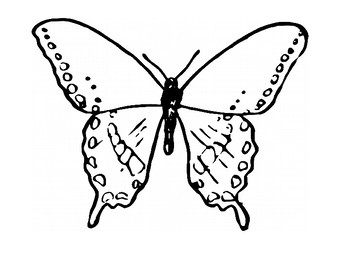 Butterfly Clip Art and Templates