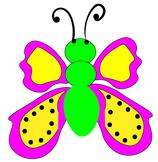 Butterfly Clipart Bundle