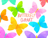 Butterfly Clipart, Butterflies Clipart for personal and co