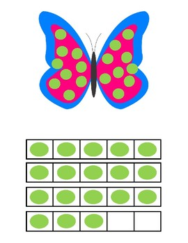 Butterfly Counting 5 Frames 0-20