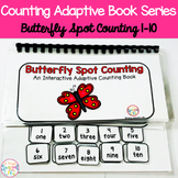 Butterfly Counting Adaptive Book (#1-10)
