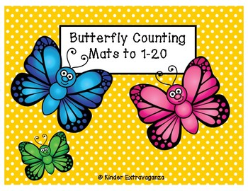Butterfly Counting Mats
