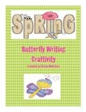 Butterfly Craftivity