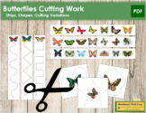 Butterfly Cutting Strips