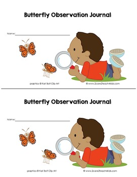 Butterfly Detectives- A mini-science unit
