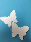 Butterfly Diecuts