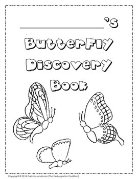 Butterfly Discovery Booklet