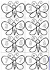 Butterfly Doubles Math Game and Activities Bundle