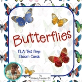 Butterfly ELA Review BOOM Cards!