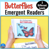 Butterfly Emergent Readers