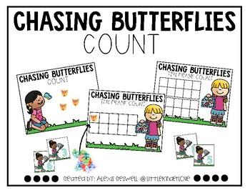 Butterfly Eraser Freebie