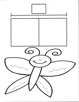 Free Butterfly Fact Family Sample