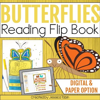Butterflies Flip Book