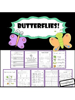Butterfly Free Sample!
