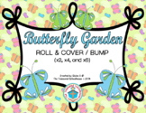 Multiply by 2, 4, or 6 Roll & Cover or BUMP Game - Butterf