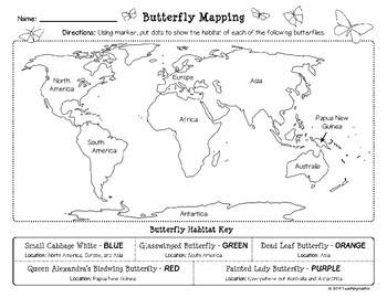 Butterfly Habitat Mapping