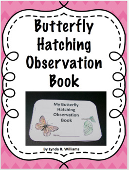 Butterfly Hatching Observation Book
