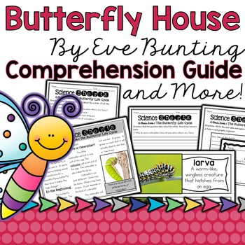 Butterfly House and Butterfly Life Cycles