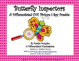 Butterfly Inspectors - A Differentiated CVC Picture I-Spy Freebie