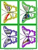 Literacy Center - Butterfly Irregular Plurals -' f' to 'v' and add 'es'