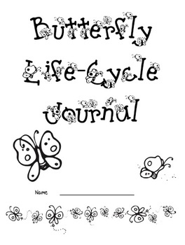 Butterfly Journal - Life Cycles