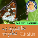 Butterfly / La lengua de las mariposas Spanish READINGS & ACTIVITIES ONLINE