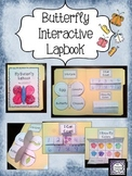 Butterfly Interactive Lapbook - Life Cycle, Counting, Colors