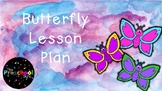 Butterfly Lesson Plan (Creative Curriculum) EDITABLE