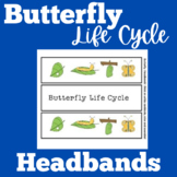 Butterfly Craft | Butterfly Life Cycle Craft | Butterfly Life Cycle Activity