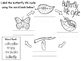 Butterfly Life Cycle Activities and Anchor Chart