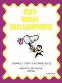 Butterfly Life Cycle Book - fun