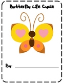 Butterfly Life Cycle Book