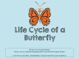 Butterfly Life Cycle Mini-Unit