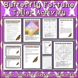 Butterfly Life Cycle Cootie Catcher