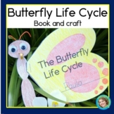 Butterfly Craft and Life Cycle Book