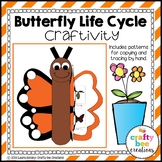 Butterfly Life Cycle Craft   Spring Activities   Insect   Spring Bulletin Board