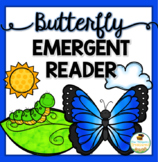 Butterfly Life Cycle Emergent Reader