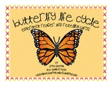 Butterfly Life Cycle Emergent Reader and Retelling Cards