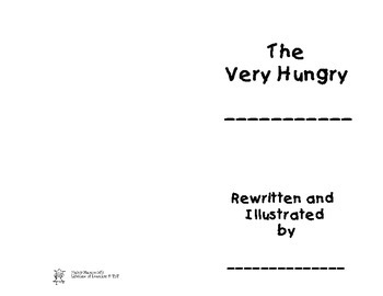 """Butterfly Life Cycle: Fiction or Non Fiction?  """"The Very Hungry Larva"""""""