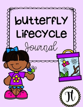Butterfly Life Cycle Journals