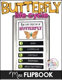 Butterfly Life Cycle Mini Flipbook