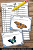 Butterfly Life Cycle & More Facts Life Science Task Cards