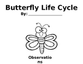 Butterfly Life Cycle Packet