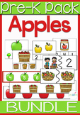 Preschool & Kindergarten Apples MEGA Pack