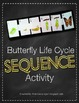 Butterfly Life Cycle Sequence Activity