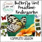 Butterfly Life Cycle Unit Preschool, Pre-K, Kindergarten
